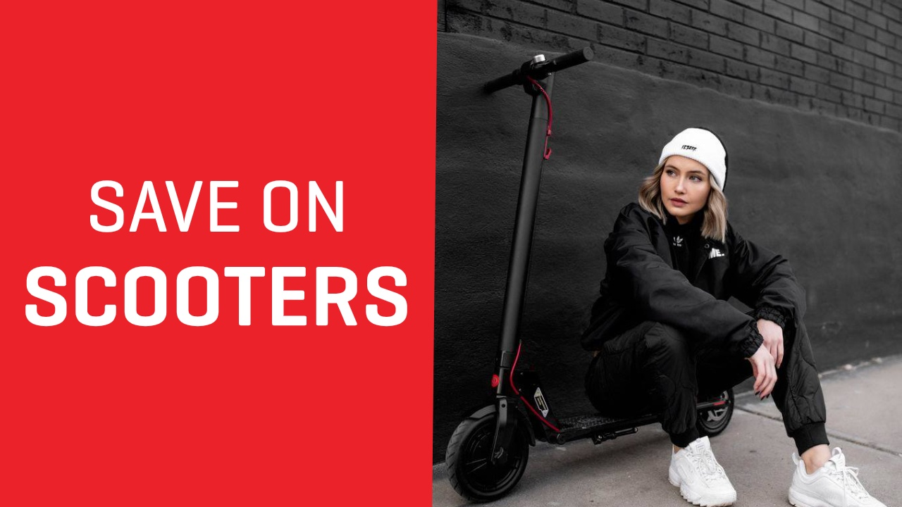 Save on Scooters