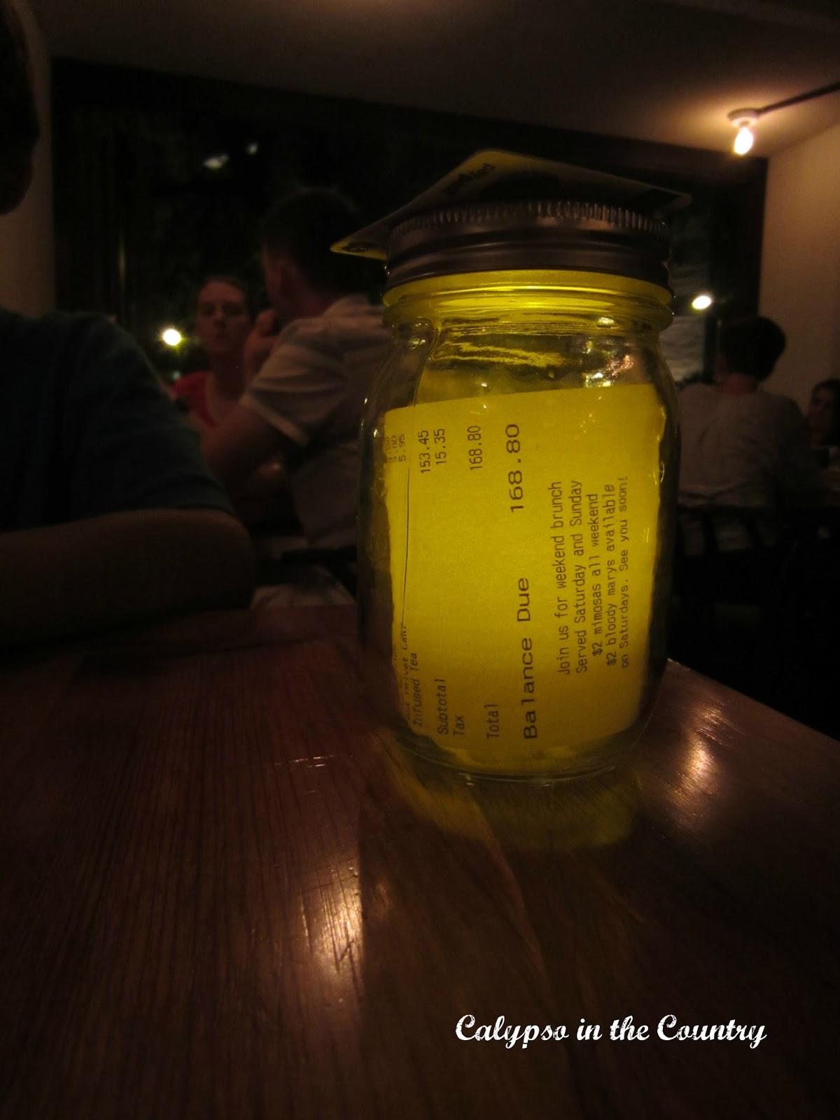 Cute DC Restaurant - Firefly