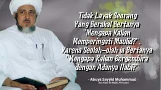 Dalil-dalil tentang Keutamaan Maulid Nabi Muhammad SAW