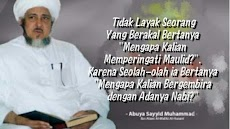 Dalil-dalil tentang Maulid Nabi Muhammad SAW