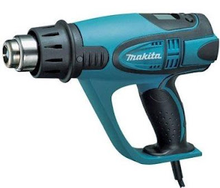 MESIN BLOWER MAKITA HG6500
