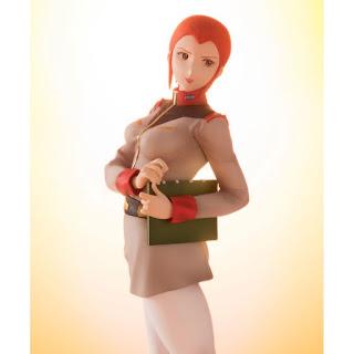 "Figuras: Galería de imágenes de Matilda Ajan Gundam Girls Generation de ""Kidou Senshi Gundam"""