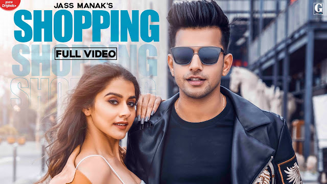 Shopping | Valentine's Day Hit Lyrics 2020 Song | Jass Manak | MixSingh | Satti Dhillon