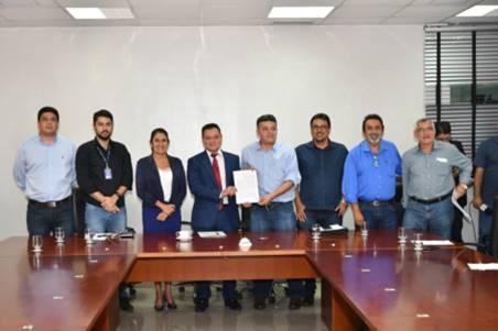 ALMT firma parceria para regularização fundiária de Rosário Oeste e mais 11 municípios na Baixada Cuiabana