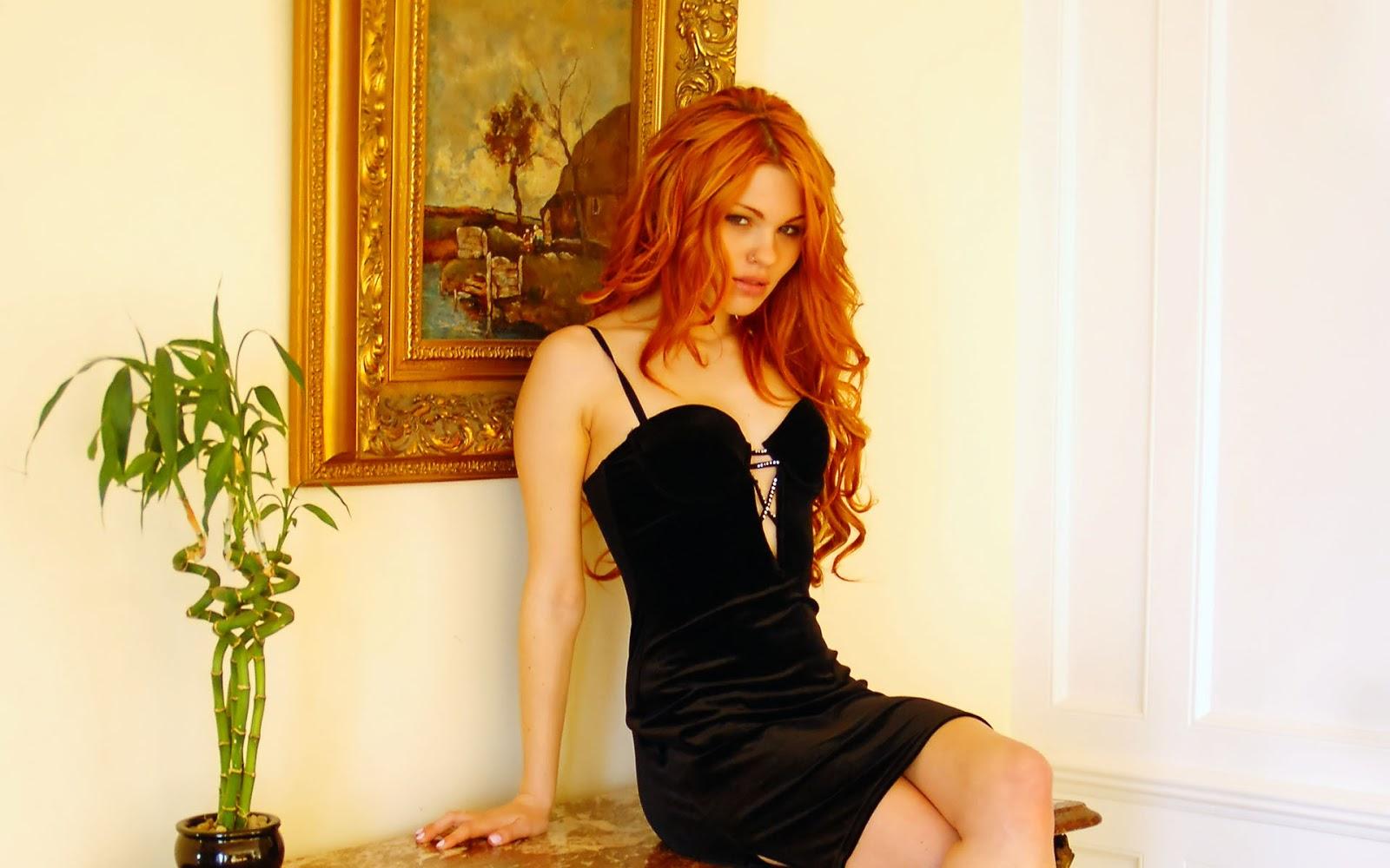 фото рыжеволосой любовницы стиль