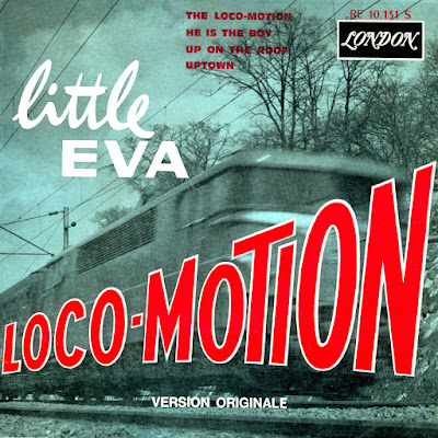 Little Eva (The Loco Motion) EP (FR) 1962