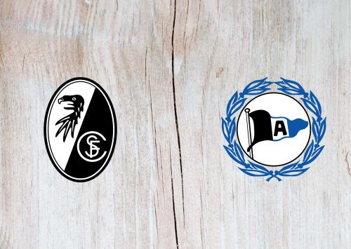 Freiburg vs Arminia Bielefeld -Highlights 12 December 2020