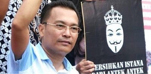 Iwan Sumule: BUMN Harusnya Suntik Dana Ke Negara, Bukan Jadi Vampir Penghisap Uang!