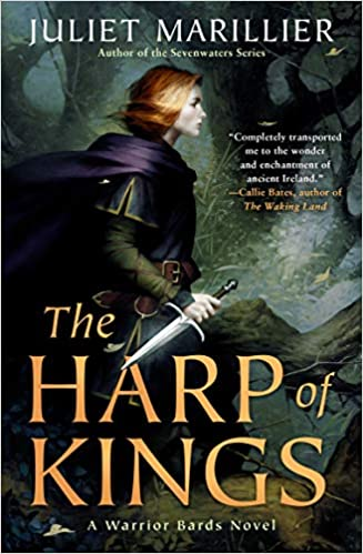 The Harp of Kings (Warrior Bards) St. Patrick's Day  book