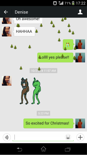 wechat built in animation feature