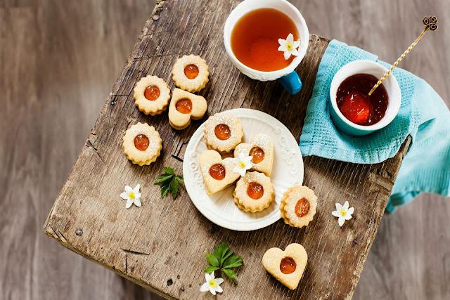 Gọi tên những món bánh ngọt thường xuất hiện trong tiệc trà nhất
