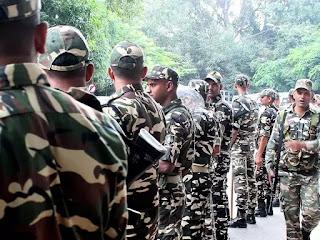 Bihar Election: शांतिपूर्ण मतदान कराने को लेकर प्रशासन अलर्ट, 22 कंपनियों के भरोसे सुरक्षा व्यवस्था