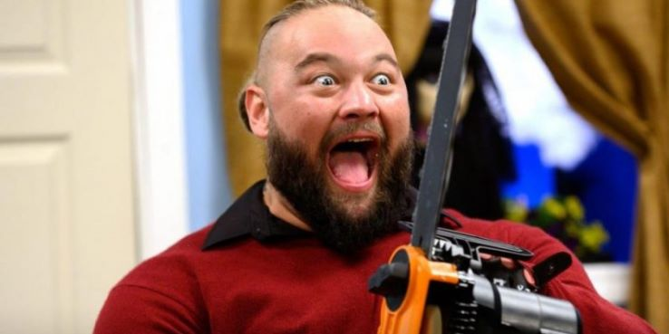 "Bray Wyatt Says He Will ""Drop The Answer To The Game"" Next Week, Ramblin' Rabbit Is No More (Video)"
