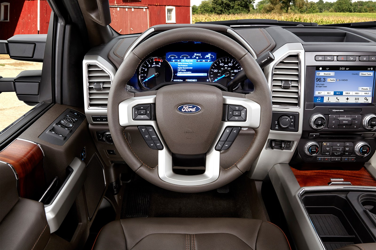 2018 Ford F350 Super Duty Redesign Interior Exterior