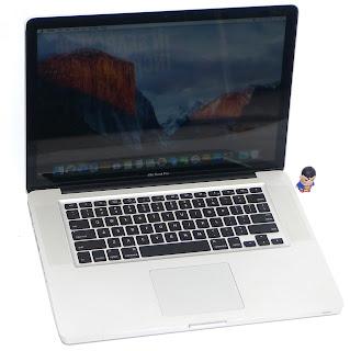 MacBook Pro Core i7 15-inch 2011 Double VGA
