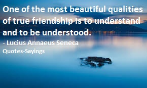 quotations on friendship