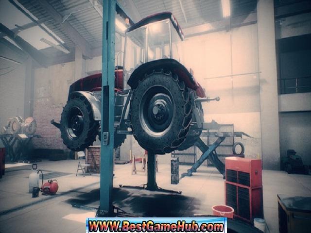 Farm Mechanic Simulator 2015 Steam Games Free Download