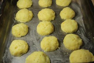 Individual Potato Pies (Mazagrans) Gluten-free Organic Recipe