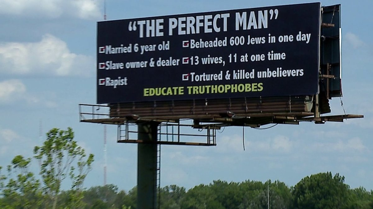Billboard the perfect man