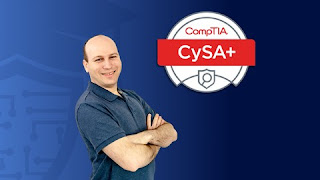 CompTIA CySA+ (CS0-001) Complete Course and Practice Exam
