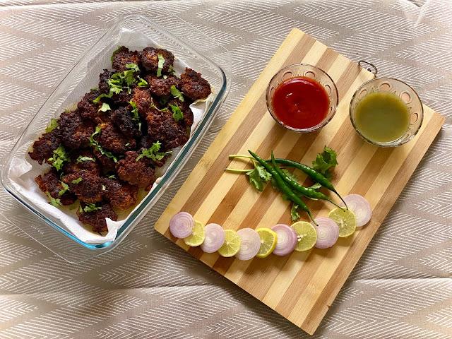 Mutton Mince Kebab