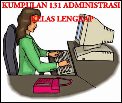 Kumpulan 131 Administrasi Kelas Lengkap Format Word Dokumen Lengkap