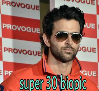 Super 30 biopic