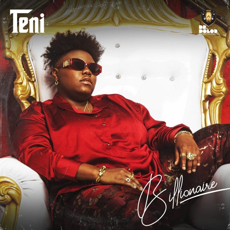 Teni – Billionaire (prod. Pheelz) Mp3 Download