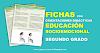 Fichas con orientaciones didácticas para trabajar la Educación Socioemocional en Segundo Grado