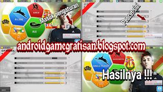 Game sepak bola dari Gameloft yang sudah lama rilis Real Football 2012 apk + obb + data