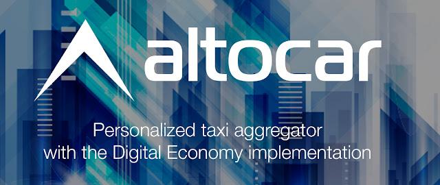 AltoCar - Agregator Taksi yang Dipersonalisasi dengan Ekonomi Digital
