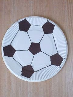 soccer craft ideas preschool crafts for paper plate soccer sports 2965