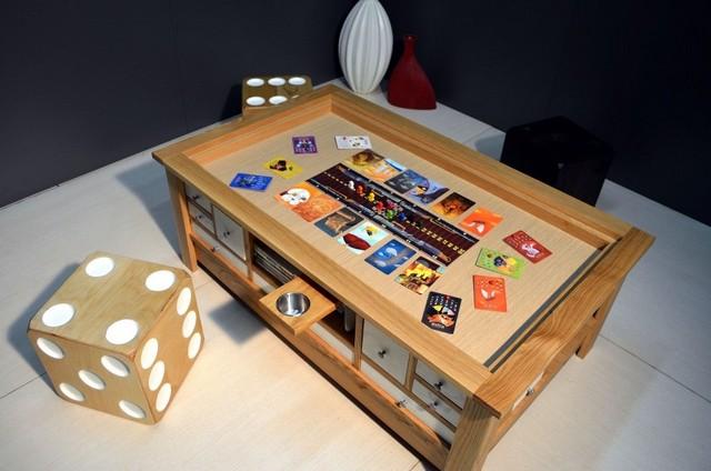 BOARD GAME COFFEE TABLE