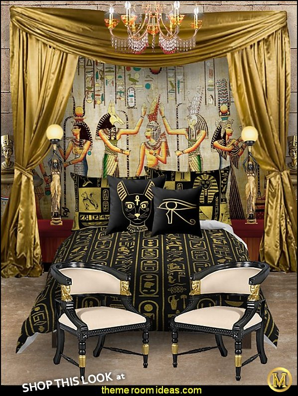 egyptian bedroom egyptian furniture egyptian bedding egyptian bedroom  Egyptian theme bedroom decorating ideas - Egyptian decor - Egyptian furniture - Egyptian Themed Home Decor - pyramid wall murals - Egyptian wall decals - Egyptian themed bedding - Egyptian throw pillows -  egyptian themed bedding set - ancient egyptian themed bedding - Egyptian Home decor ideas - Egyptian costumes - Egyptian themed lighting -  Egyptian Queen costume -  Egyptian Pharaoh Costume - Hieroglyphic posters - Egyptian themed rooms
