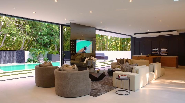 63 Photos vs. Tour 1240 Sierra Alta Way, Los Angeles, CA Luxury Home Interior Design