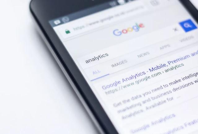 business website seo keywords ranking on google