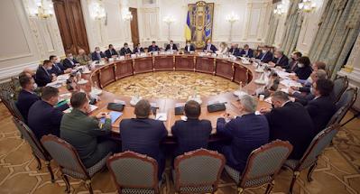 СНБО утвердил санкции против компаний Фирташа и Фукса