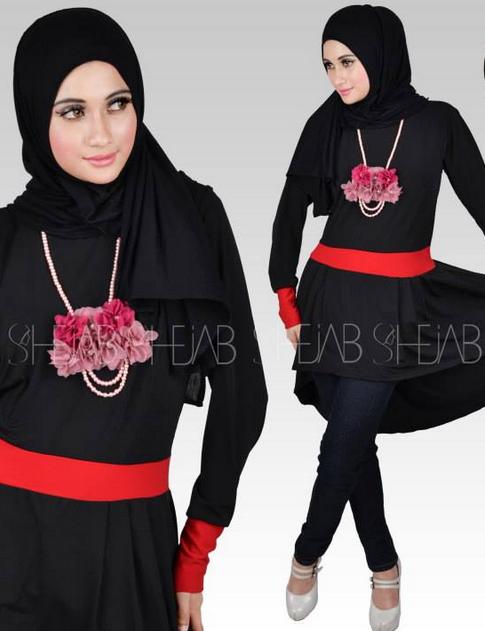 Model Baju Muslim Wanita Terkini