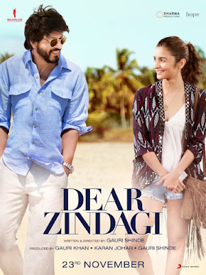 Dear Zindagi (2016) Subtitle Indonesia – BluRay 720p