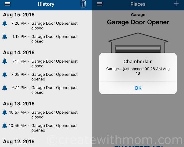 Chamberlain MyQ Garage Door Controller