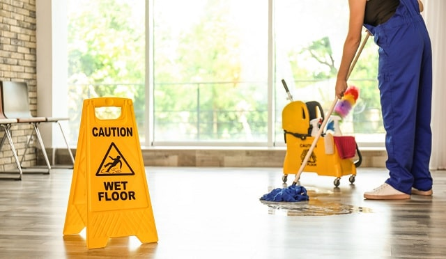 how to start a commercial cleaning business