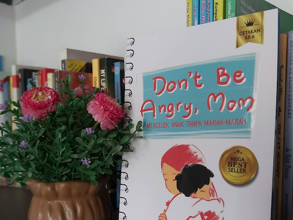 Review Buku: Don't Be Angry Mom