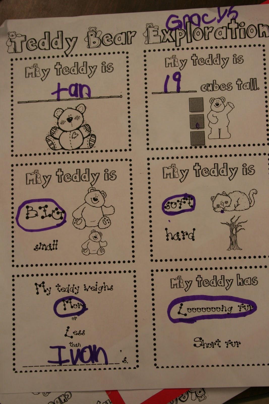 Mrs Lee S Kindergarten Teddy Bear Picnic