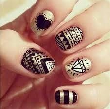 45 - Spectacular Nail Artwork