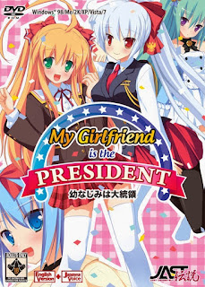 My Girlfriend is the President