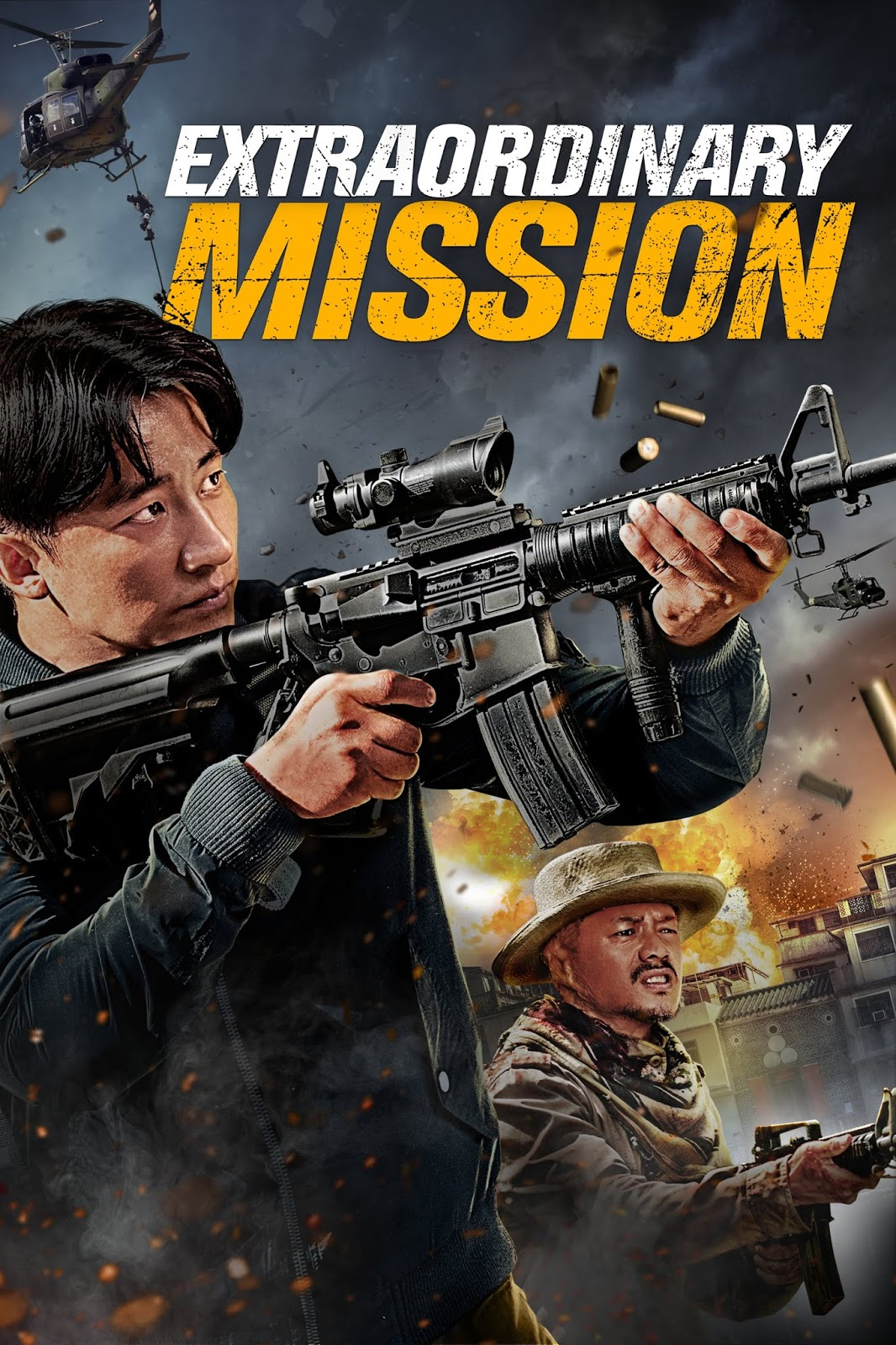 Extraordinary Mission [2017] [CUSTOM HD] [DVDR] [NTSC] [Latino]