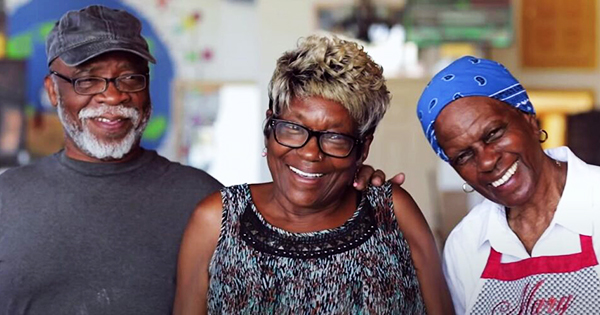 Founders of Drexell & Honeybee's, a Black-owned family-style restaurant in Brewton, Alabama