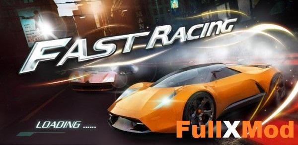 Fast Racing 3D Mod APK Terbaru