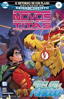 DC Renascimento: Novos Titãs #14