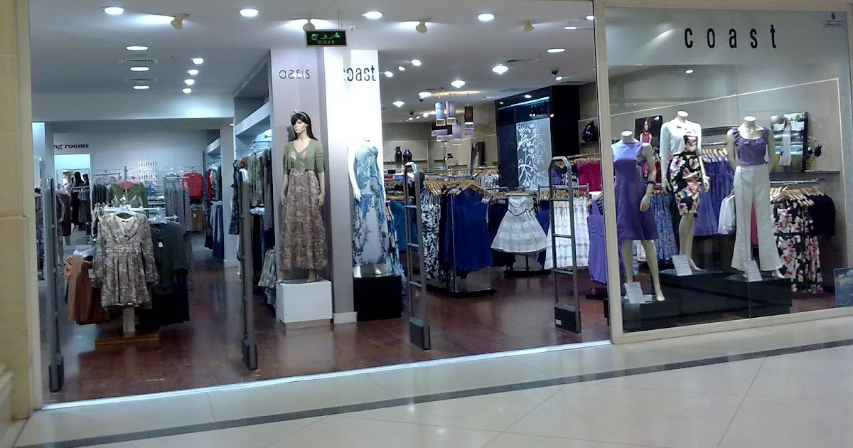 c22aba5019b Kuweight 64  OASIS - COAST IN MARINA MALL SHOPPING FOR SUMMER CLOTHES